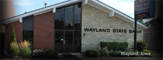 Wayland State Bank in